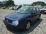 Used 1999 VOLKSWAGEN GOLF BF69128 for Sale Image 1