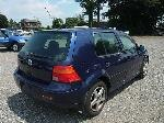 Used 1999 VOLKSWAGEN GOLF BF69128 for Sale Image 5