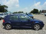 Used 1999 VOLKSWAGEN GOLF BF69128 for Sale Image 6
