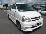 Used 2001 TOYOTA TOURING HIACE BF69172 for Sale Image 7