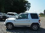 Used 2001 MITSUBISHI PAJERO IO BF69107 for Sale Image 2