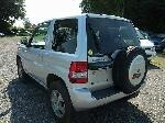 Used 2001 MITSUBISHI PAJERO IO BF69107 for Sale Image 3