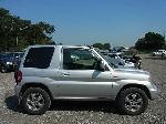 Used 2001 MITSUBISHI PAJERO IO BF69107 for Sale Image 6