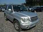 Used 2001 MITSUBISHI PAJERO IO BF69107 for Sale Image 7