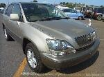 Used 2000 TOYOTA HARRIER BF69200 for Sale Image 7