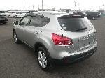 Used 2007 NISSAN DUALIS BF69367 for Sale Image 3