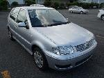 Used 2001 VOLKSWAGEN POLO BF69316 for Sale Image 7