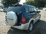 Used 2000 SUZUKI ESCUDO BF69351 for Sale Image 5