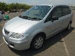Used 1999 MAZDA PREMACY BF69249 for Sale Image 1