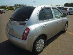 Used 2003 NISSAN MARCH BF69225 for Sale Image 5