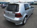 Used 2002 VOLKSWAGEN GOLF BF69293 for Sale Image 5
