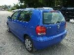 Used 2001 VOLKSWAGEN POLO BF69398 for Sale Image 3