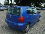 Used 2001 VOLKSWAGEN POLO BF69398 for Sale Image 5