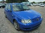 Used 2001 VOLKSWAGEN POLO BF69398 for Sale Image 7
