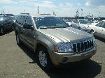 Used 2005 JEEP GRAND CHEROKEE BF69412 for Sale Image 7