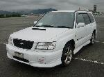 Used 2001 SUBARU FORESTER BF69516 for Sale Image 1