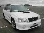 Used 2001 SUBARU FORESTER BF69516 for Sale Image 7