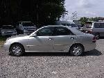 Used 2001 TOYOTA MARK II BF69563 for Sale Image 2