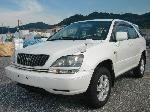 Used 2000 TOYOTA HARRIER BF69666 for Sale Image 1