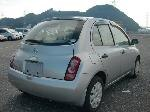 Used 2005 NISSAN MARCH BF69667 for Sale Image 5