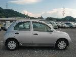Used 2005 NISSAN MARCH BF69667 for Sale Image 6