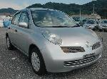 Used 2005 NISSAN MARCH BF69667 for Sale Image 7