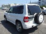 Used 1999 MITSUBISHI PAJERO IO BF69613 for Sale Image 3