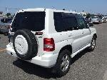 Used 1999 MITSUBISHI PAJERO IO BF69613 for Sale Image 5
