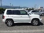 Used 1999 MITSUBISHI PAJERO IO BF69613 for Sale Image 6