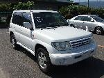 Used 1999 MITSUBISHI PAJERO IO BF69613 for Sale Image 7