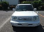 Used 1999 MITSUBISHI PAJERO IO BF69613 for Sale Image 8