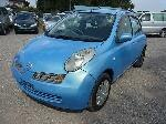 Used 2002 NISSAN MARCH BF69674 for Sale Image 1