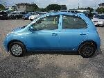 Used 2002 NISSAN MARCH BF69674 for Sale Image 2