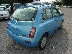 Used 2002 NISSAN MARCH BF69674 for Sale Image 5