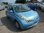 Used 2002 NISSAN MARCH BF69674 for Sale Image 7