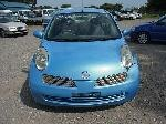 Used 2002 NISSAN MARCH BF69674 for Sale Image 8