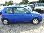 Used 2002 VOLKSWAGEN LUPO BF69710 for Sale Image 2