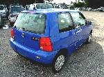 Used 2002 VOLKSWAGEN LUPO BF69710 for Sale Image 3