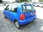 Used 2002 VOLKSWAGEN LUPO BF69710 for Sale Image 5