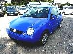 Used 2002 VOLKSWAGEN LUPO BF69710 for Sale Image 7