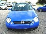 Used 2002 VOLKSWAGEN LUPO BF69710 for Sale Image 8