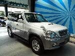 Used 2001 HYUNDAI TERRACAN IS00537 for Sale Image 2