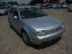 Used 2001 VOLKSWAGEN GOLF BF69865 for Sale Image 7