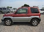 Used 1998 MITSUBISHI PAJERO IO BF69778 for Sale Image 2