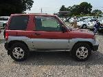Used 1998 MITSUBISHI PAJERO IO BF69778 for Sale Image 6