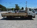Used 1987 MITSUBISHI CANTER BF70056 for Sale Image 6
