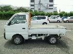 Used 1998 SUZUKI CARRY TRUCK BF70081 for Sale Image 2