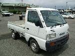 Used 1998 SUZUKI CARRY TRUCK BF70081 for Sale Image 7