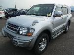 Used 1999 MITSUBISHI PAJERO BF70118 for Sale Image 1
