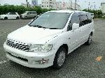 Used 2001 MITSUBISHI CHARIOT GRANDIS BF70128 for Sale Image 1
